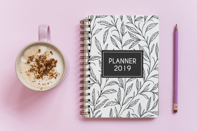 Planner 2019 para download